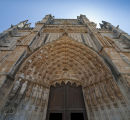 West Door, Batalha