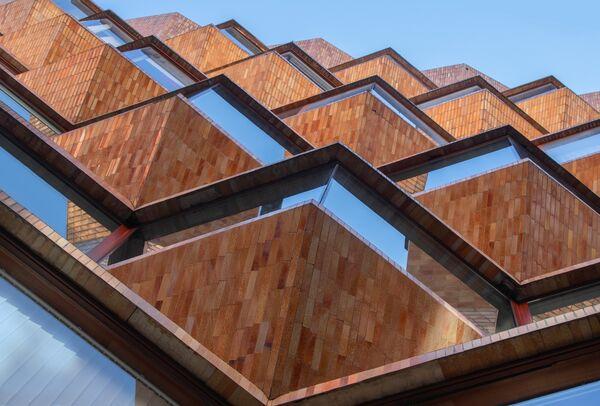 Window ptramid - Mary Pipkin