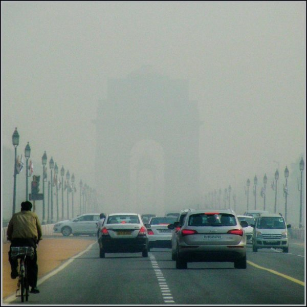 India gate - Jane Evans