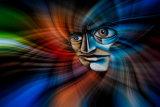 Street art twirl - Martin Smith