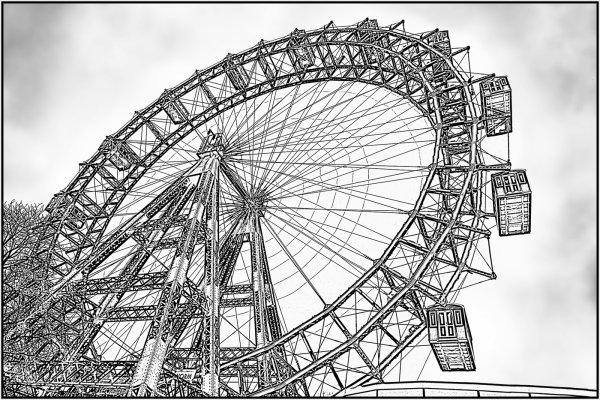 Big wheel - Mary Pipkin