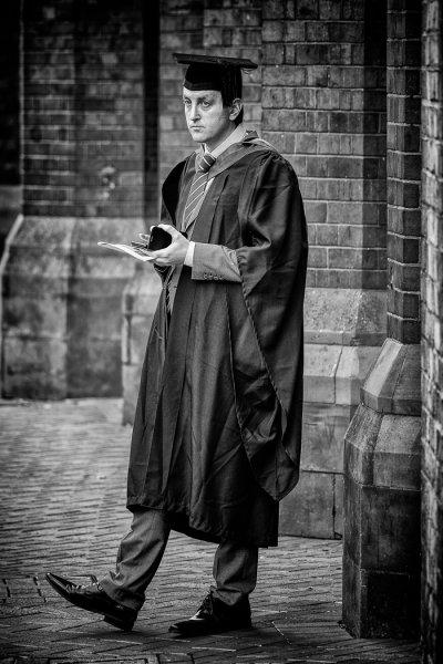 The Graduate - Martin Smith
