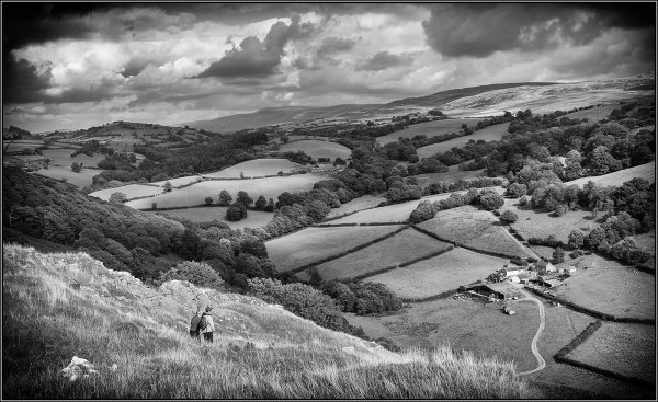 Cennen Valley - Ian Ledgard