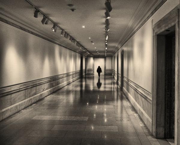 Below stairs - John Hufferdine