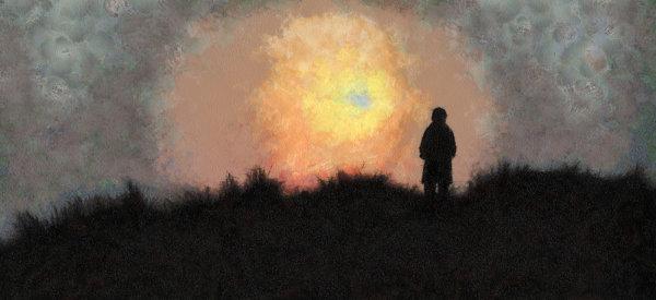 Winter walk - John Hufferdine