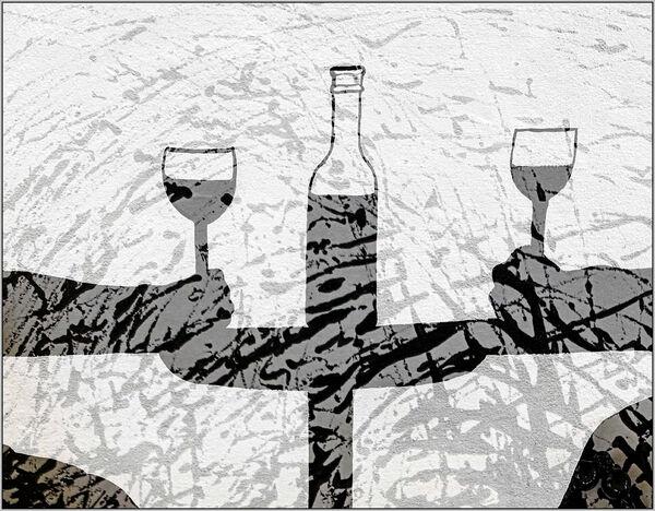 Lockdown drinks - Jane Evans