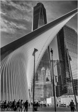 New World trade centre - John Hufferdine