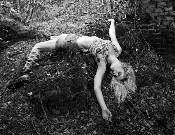 Abandoned and Forgotten - John Hufferdine