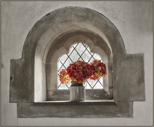 Porch window - Mary Pipkin