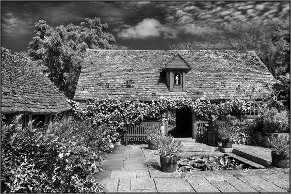 Snowshill Manor garden - Mary Pipkin