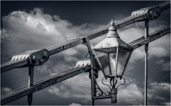 Marlow suspension briidge - Martin Smith
