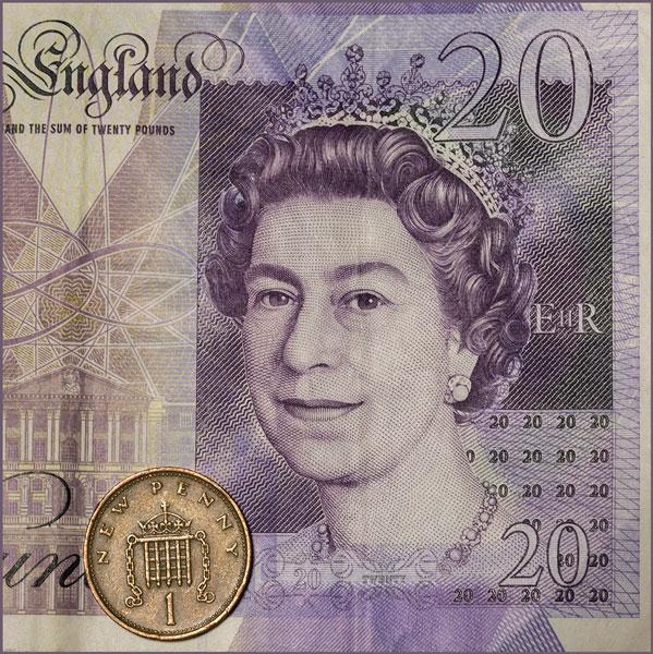 Money Penny - Gwyn Jones