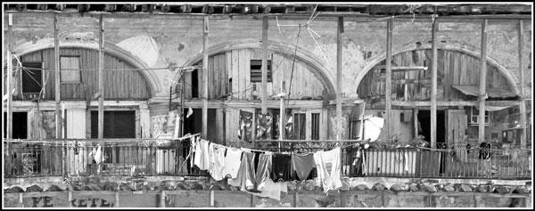Havana tenement - Jane Evans