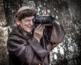 The Friar shoots Canon - Martin Smith