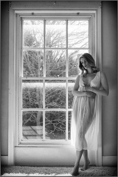 By the window - Ian Ledgard