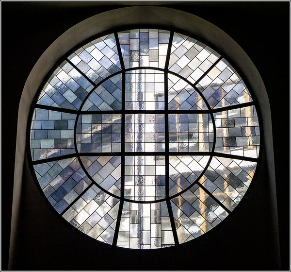 Church window - Ian Ledgard