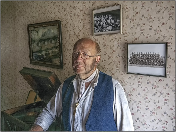 Family man - Ian Ledgard