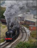 Fowler steam