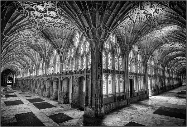 Gloucester cloisters - Ian Ledgard