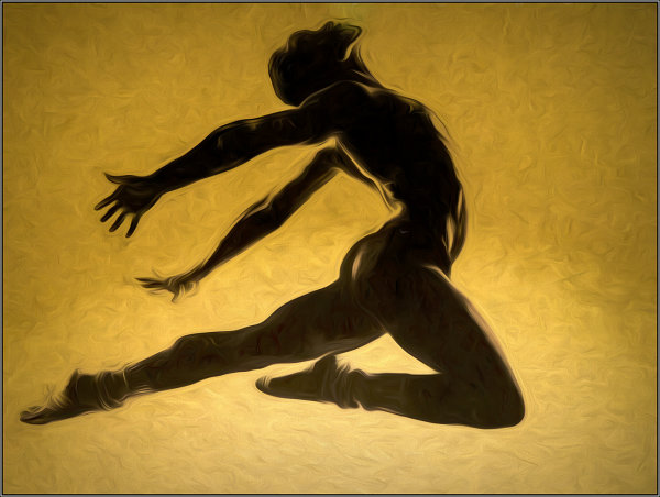 Golden dancer - Ian Ledgard