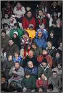 Spectators - Parc y Scarlets