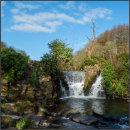 Penllergaer falls