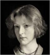 Self portrait 1985 - Mary Pipkin