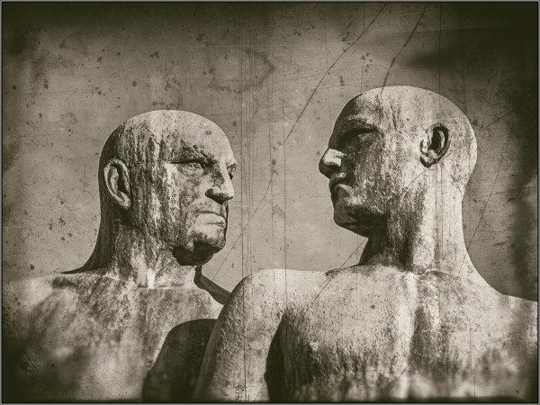 Stoney faced - Ian Ledgard