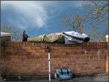 Tired photographer - Ian Ledgard