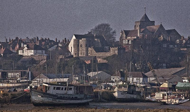 Ancient Cinque Port