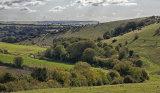 Downland valley