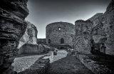 Remote castle