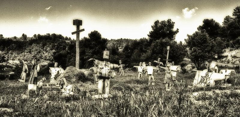 Zombie field