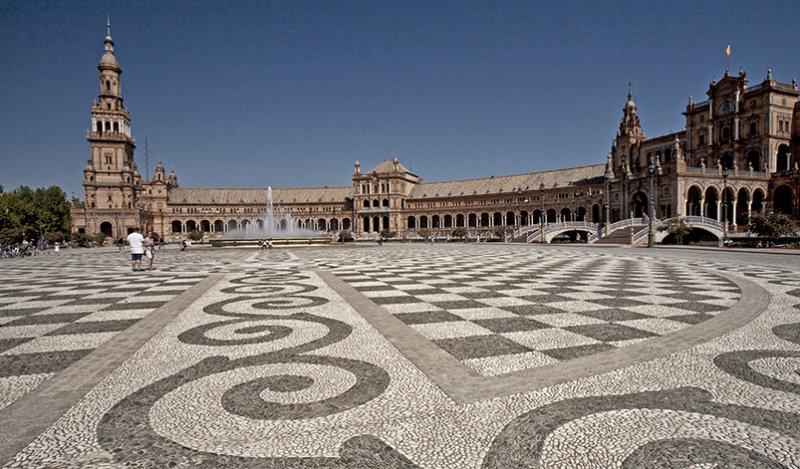 Plaza de Esapana