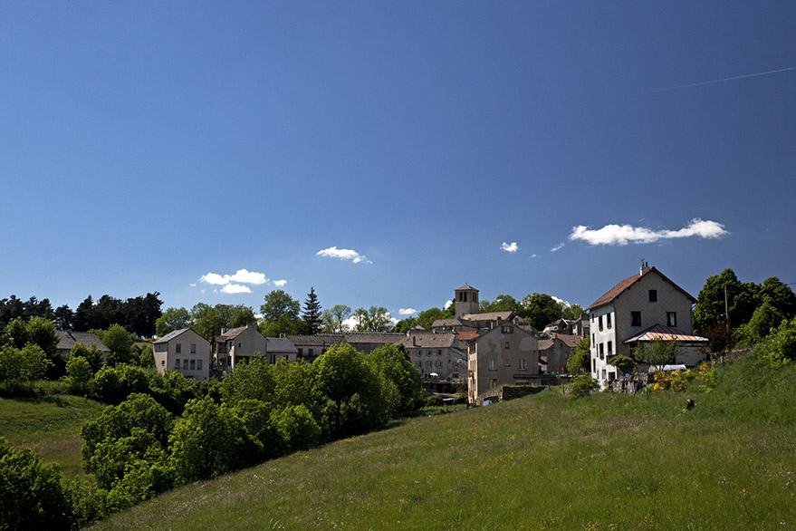 Classic Cevennes village