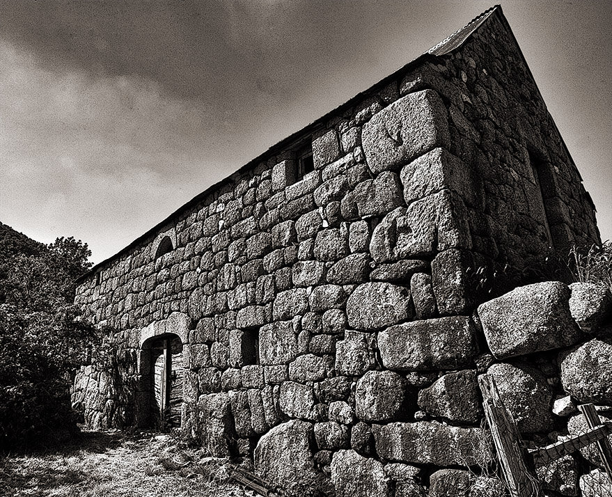 Ancient Barn