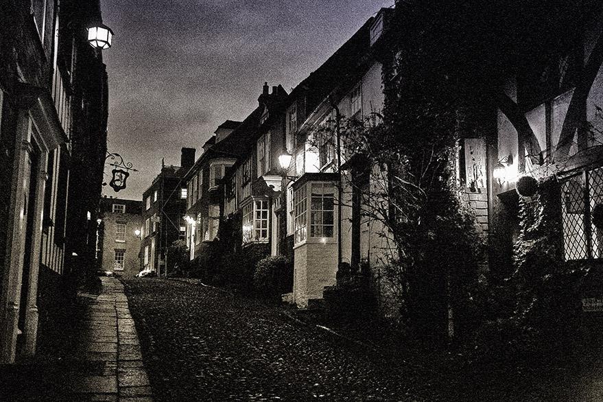 Ancient Street (ii)