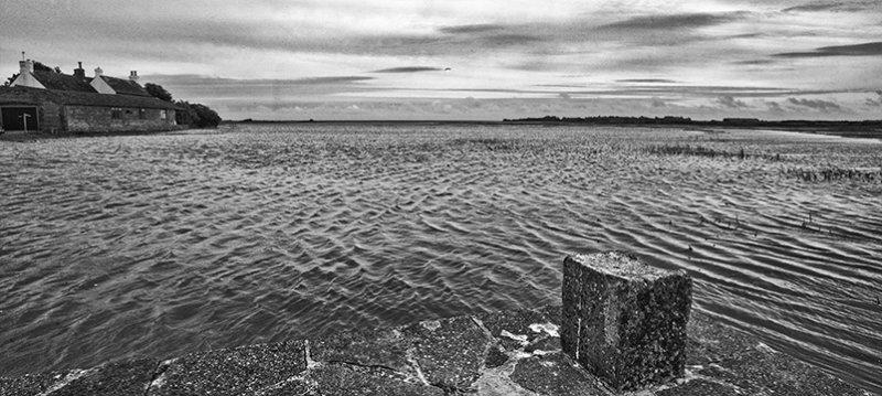 High tide, Pagham