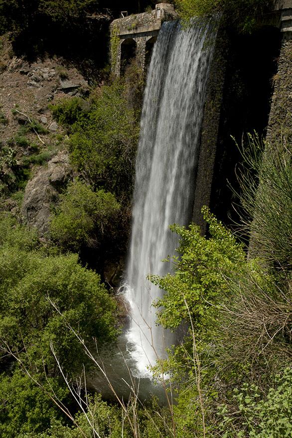 Impressive cascade