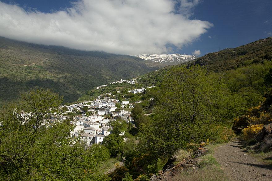 Best view in Las Aljuparras?