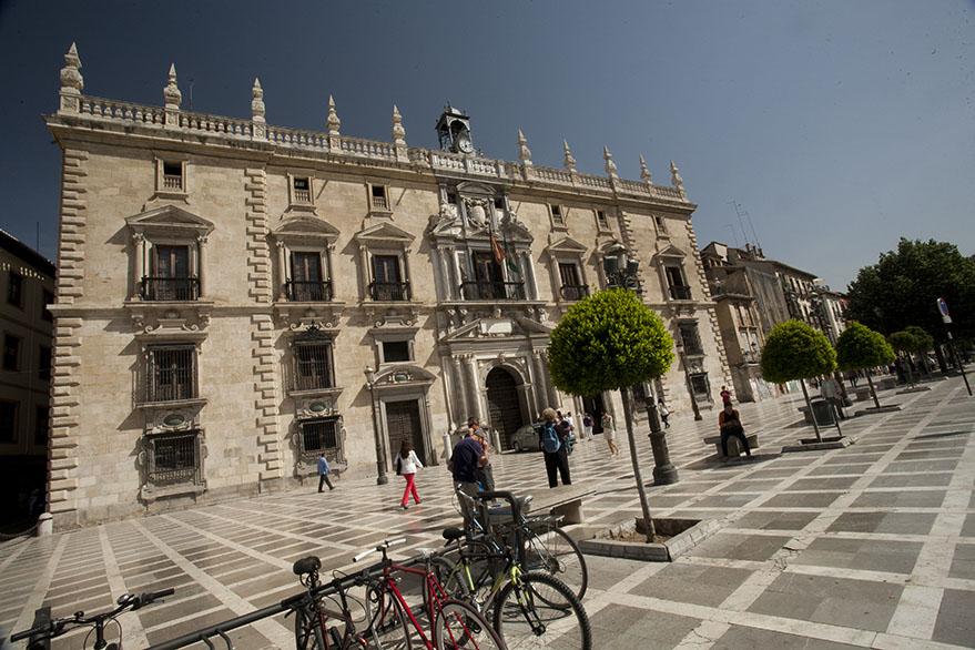 Imposing architecture