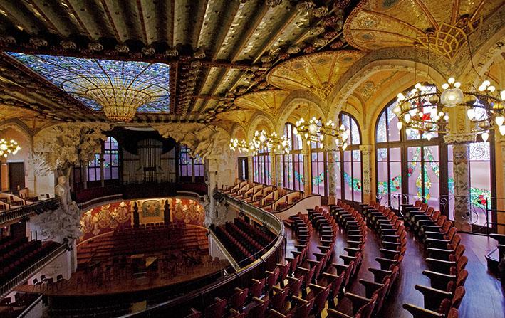 Stunning interior (ii)