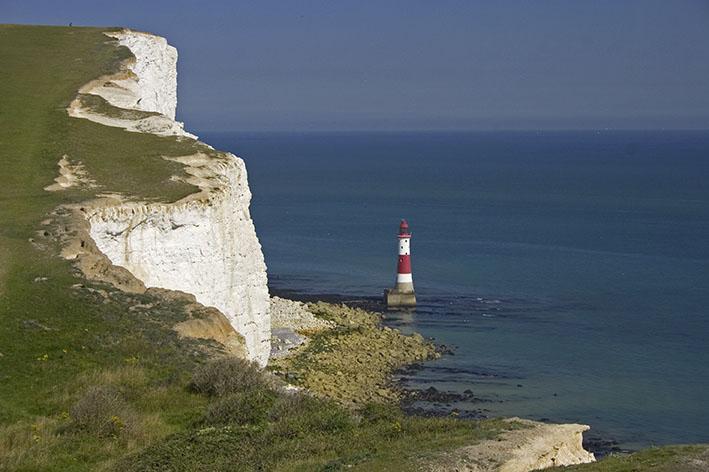 Doomed lighthouse?