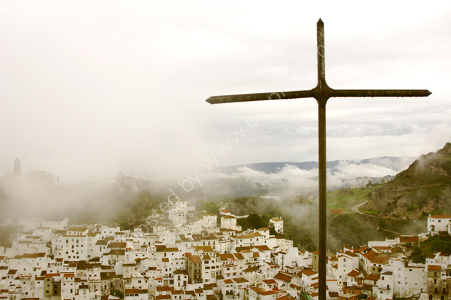 Living under the cross