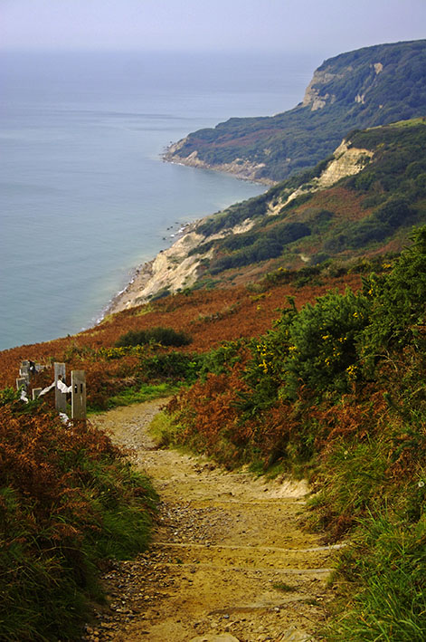 Stunning Clifftop walk