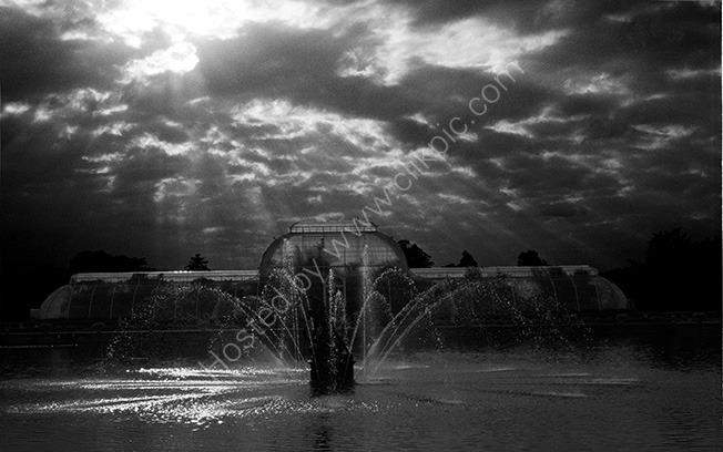 Storm over Kew
