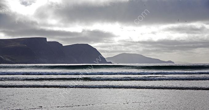 A stunning Irish beach