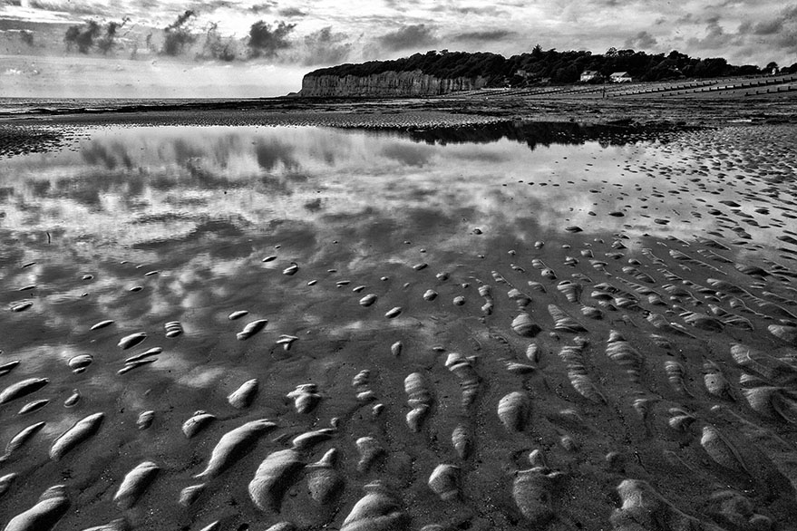 Patterns on the shore (ii)