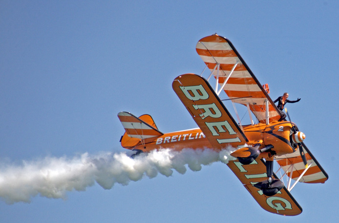 Airbourne 2011