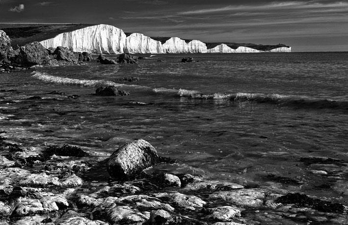 Famous coastline
